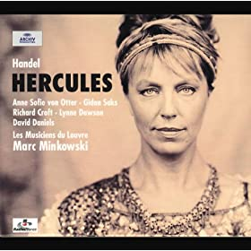 "George Frideric Handel: Hercules / Act 2 - Aria: ""Cease, ruler of the day, to rise"""