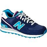 ニューバランス New Balance 574 Stadium Jacket Shoe - Women's Navy アウトドア レディース 女性用 靴 シューズ ブーツ 並行輸入