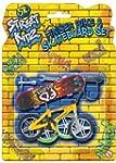 STREET KIDZ Finger BMX Bike and Skate...
