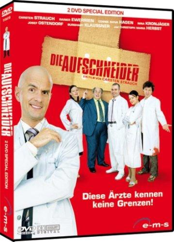 Die Aufschneider (Special Edition, 2 DVDs)