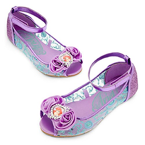 Princess Ariel Costume Shoes
