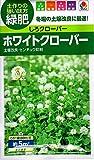 タキイ しろクローバー ホワイトクローバー 花 緑肥 60ml