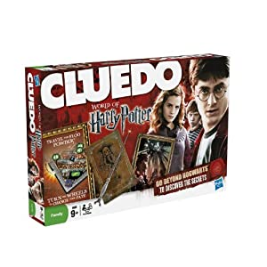 Cluedo Harry Potter!