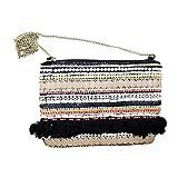 Tiara Multicolor Women's Canvas Casual Sling Bag