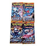 Pokemon Plasma Blast Black & White Trading Card Game Booster Packs (4 Packs)