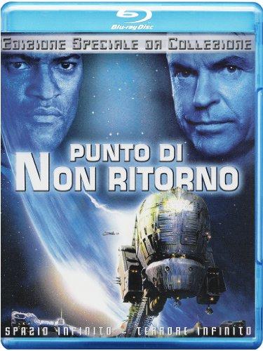 Punto di non ritorno(edizione speciale) [Blu-ray] [IT Import]