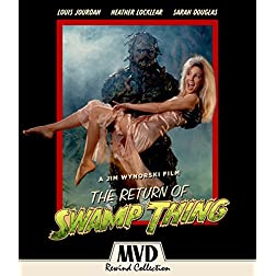 The Return of Swamp Thing [Blu-ray]