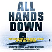 All Hands Down: The True Story of the Soviet Attack on the USS Scorpion | [Kenneth Sewell, Jerome Preisler]