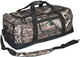 Mossy Oak Lateleaf Duffle Bag - Medium