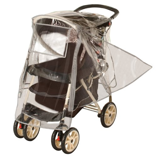 Jeep Premium Stroller Weather Sheild front-213910