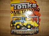 Tonka Metal Diecast Bodies Heavy Front End Loader, Colors may vary