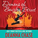 Demons of Bourbon Street: Jade Calhoun, Book 3 (       UNABRIDGED) by Deanna Chase Narrated by Traci Odom