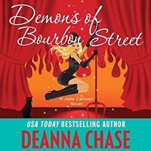 Demons of Bourbon Street Audiobook