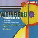 Weinberg: Symphonies, Vol. 3