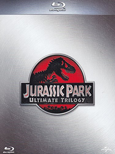 Jurassic Park - Trilogia [Blu-ray] [IT Import]