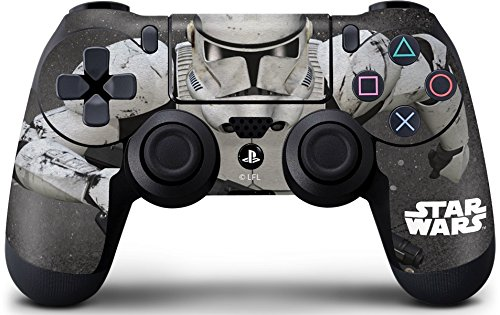 """PS4 Custom Modded Controller """"Exclusive Design-Storm Trooper """" Destiny, GHOSTS Zombie Auto Aim, Drop Shot, Fast Reload & MORE"""