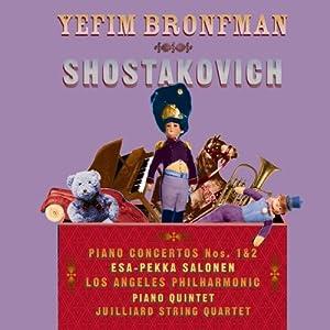 Shostakovich: Piano Concertos Nos. 1 & 2 / Piano Quintet,
