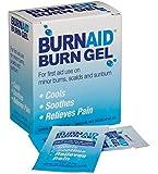 BurnAid 3-1/2-Gram Burnaid Gel Sachets, Pack of 25