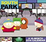 img - for 2014 South Park Wall Calendar by Comedy Central (2013-08-01) book / textbook / text book