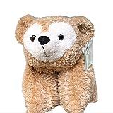 【海外版】ダッフィー ぬいぐるみ まくら 約50cm Duffy the Disney Bear Plush Pillow ディズニー ベア クッション 枕 ギフトに