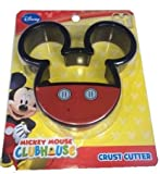 Mickey Mouse Clubhouse Disney Sandwich Decruster Cutter School Lunch Easy Fun