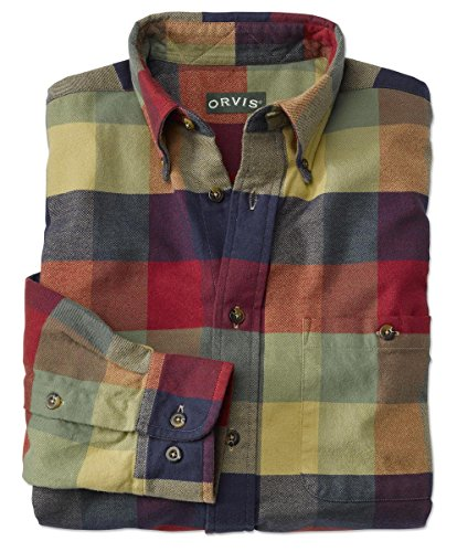 Orvis The Autumn Flannel Shirt, 2XL