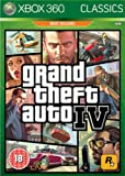 Grand Theft Auto IV (4) Classic Xbox 360