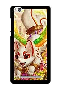 FurnishFantasy 2D Designer Back Case Cover for Xiaomi Mi4i,Xiaomi Mi 4i