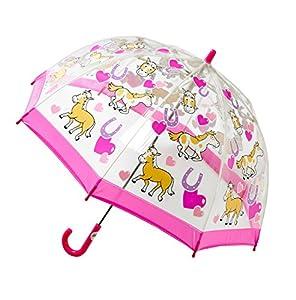 Bugzz Kids Stuff Pony Childrens Umbrella