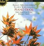 Clara Schumann : Trio En Sol Min. Op. 17 - Fanny Mendelssohn : Trio Avec Piano En Ré Maj. Op. 11