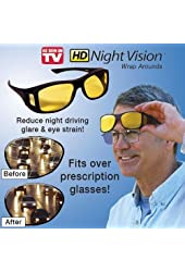 HD Vision(TM) Wraparounds Wrap Around Glasses