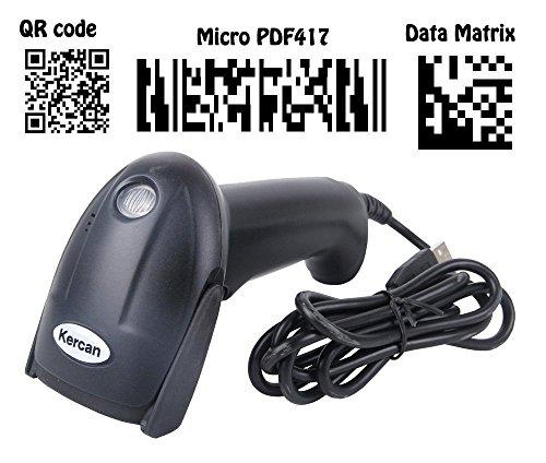 kercan-handheld-wired-usb-2d-qr-pdf417-data-matrix-barcode-scanner-ccd-automatic-sensing-bar-code-re