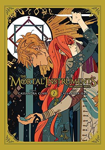 The Mortal Instruments The Graphic Novel, Vol. 2 [Clare, Cassandra] (Tapa Blanda)