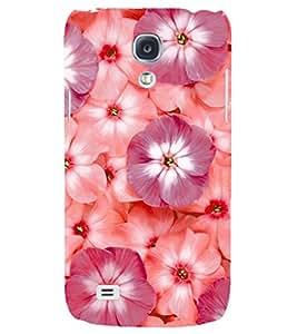 PRINTSHOPPII FLOWER Back Case Cover for Samsung Galaxy S4::Samsung Galaxy S4 i9500