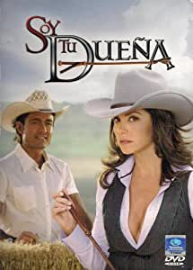 Amazon.com: Soy tu duena 4 Dvd Telenovela: Silvia Pinal
