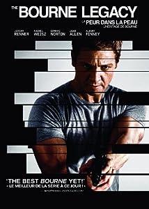 The Bourne Legacy / La peur dans la peau: L'héritage de Bourne (Bilingual)