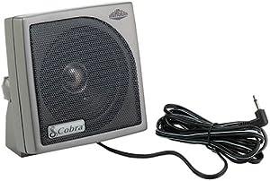 Cobra HG S500 Highgear CB Speaker from Cobra
