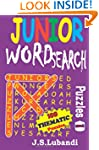 Junior Word Search Puzzles: 1