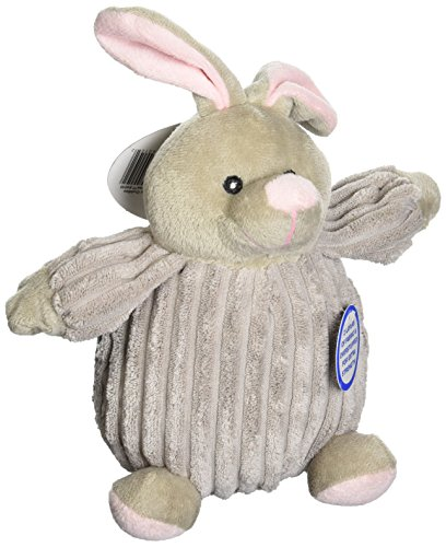 Ethical Pets Corduroy Cuddles Bubble Bodies Plush Dog Toy, 7-Inch