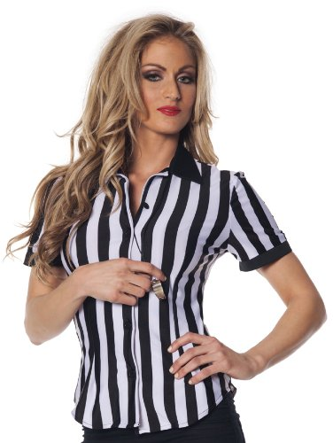 Underwraps Womenu2019s Referee Fitted Shirt | EFF Your Beauty Standarts