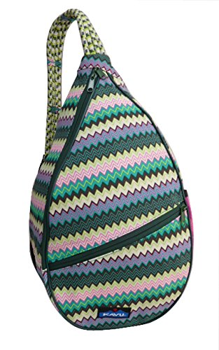 Kavu Paxton Pack - Forest Wave