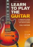 Learn to Play the Guitar: A Beginner