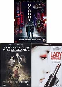 Sympathy for Mr. Vengeance / Oldboy / Lady Vengeance, Vengeance Trilogy (3 DVD Pack)