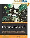 Learning Hadoop