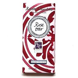 Rose Otto Organic Milk Chocolate Artisan Bar