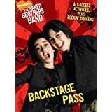 Backstage Pass: The Naked Brothers Band ~ Golden Books