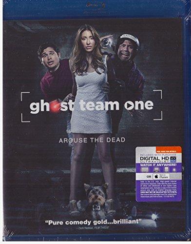 Ghost Team One (Blu-ray Disc, 2013, Digital Copy) NEW