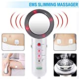 EMS Body Sliming Massager Weight Loss Machine Carer High Frequency Vibration Beauty Device 3 in 1 Infrared Massagers Fat Remover Machine Skin Tightening Tools