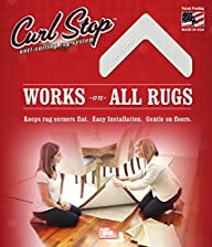 Curl Stop Anti-Curling Rug System (Pa…