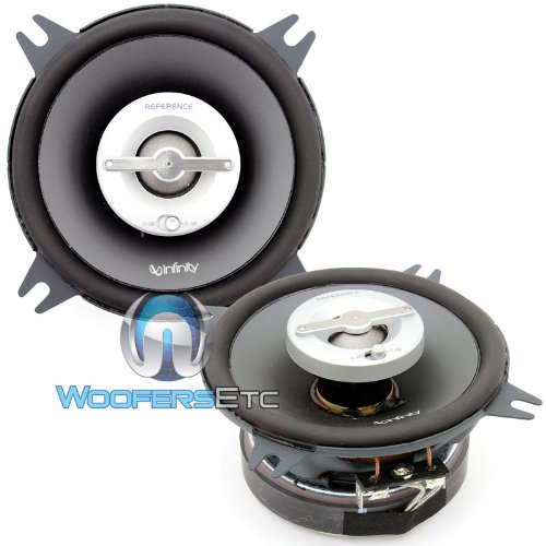 Infinity Ref-4002Cfx 4-Inch 2-Way Speaker (Pair)
